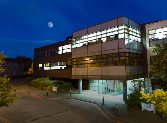 The WIMM in Oxford by night